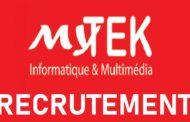 Mytek recrute plusieurs profils