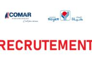 Assurances COMAR et Hayett recrute pleusieurs profils