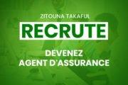 La compagnie d'assurance ZITOUNA TAKAFUL recrute